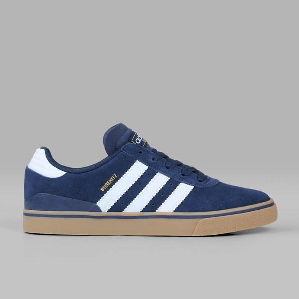 Principiante letra Dirección  ADIDAS BUSENITZ VULC ADV NAVY WHITE GUM | Adidas Skateboarding Footwear