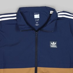 ADIDAS CLASS ACTION JACKET COLLEGIATE NAVY
