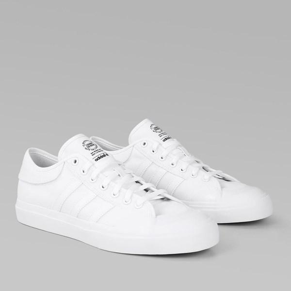 17fa6acfd29985 ADIDAS MATCHCOURT WHITE WHITE WHITE