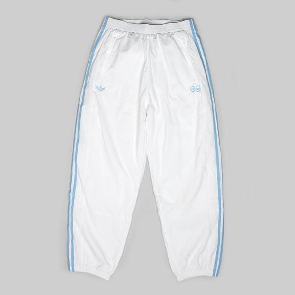 808d59e2fd8 ADIDAS X KROOKED PANTS WHITE CLEAR BLUE