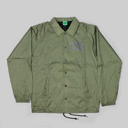 ANTI HERO COACH JACKET RESERVE GREEN