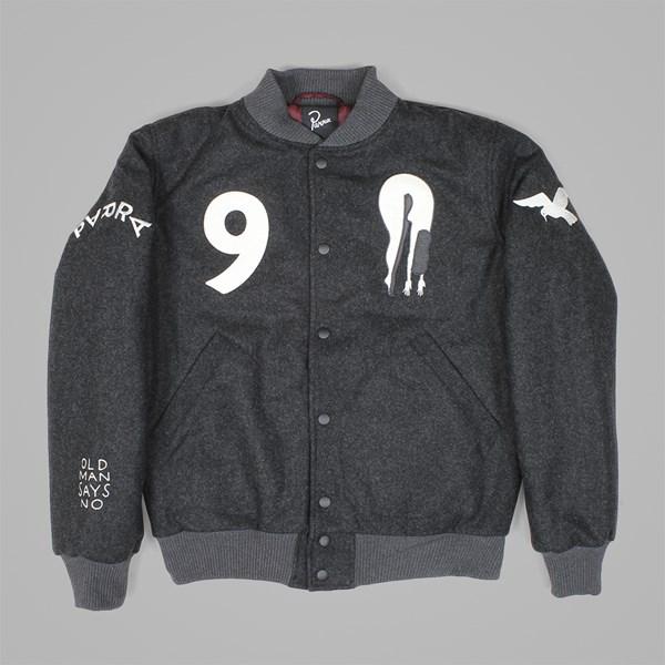 best sneakers 70bda 952fe parra varsity jacket