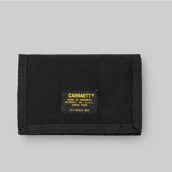 CARHARTT ASHTON WALLET BLACK