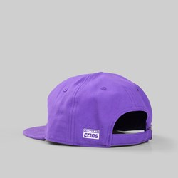 CONVERSE CONS PURPLE STRAPBACK CAP PURPLE ... a138b9120
