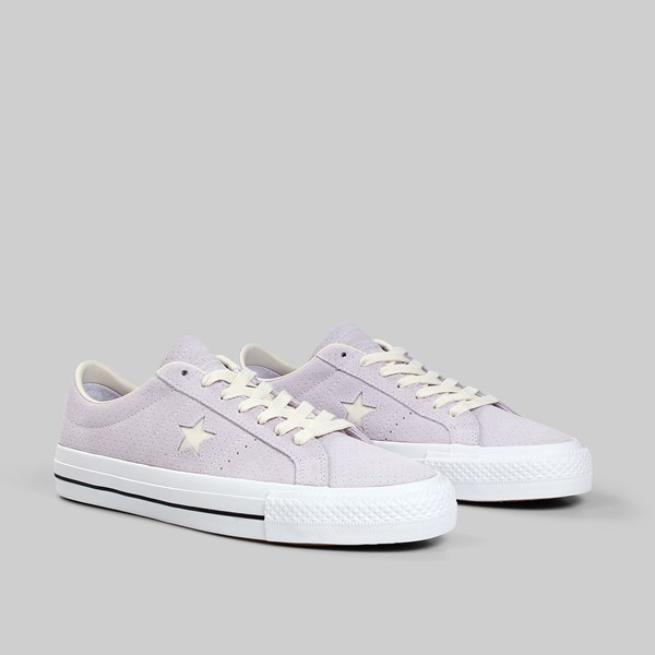 88cc04a99949 CONVERSE ONE STAR PRO OX BARELY GRAPE DRIFTWOOD
