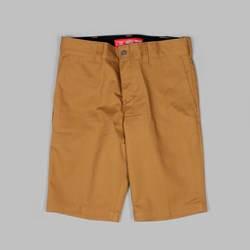 DICKIES INDUSTRIAL WORK SHORT BROWN DUCK