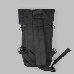 DICKIES WOODLAKE ROLLTOP BACKPACK BLACK