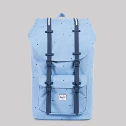 HERSCHEL LITTLE AMERICA BACKPACK CHAMBRAY