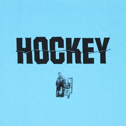 HOCKEY BEN SILENCE SS T-SHIRT AQUATIC BLUE