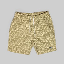 HUF DON'T TRIP EASY SHORT DRAB OLIVE