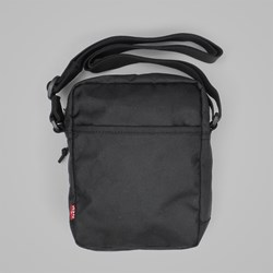 LEVI'S TRANSIT CROSSBODY BAG REGULAR BLACK