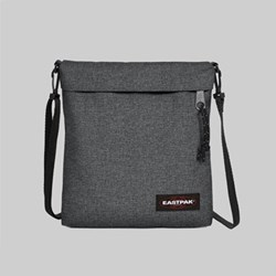 EASTPAK LUX BAG BLACK DENIM