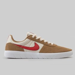 NIKE SB TEAM CLASSIC MARS YARD GOLDEN BEIGE RED