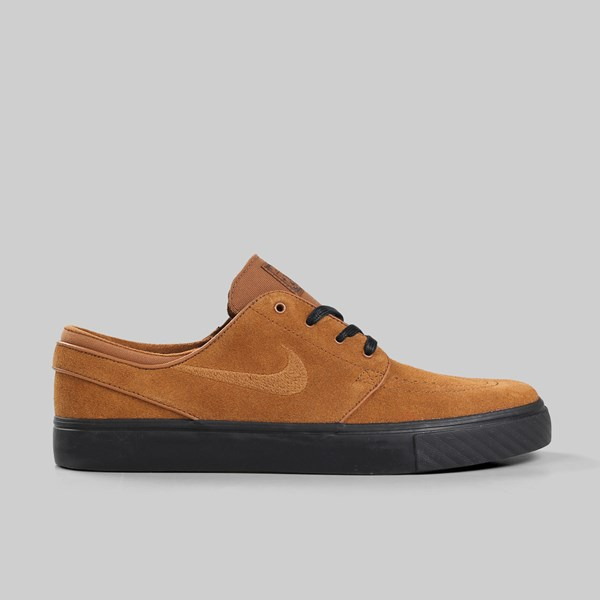 edb0c9ff3949f0 NIKE SB ZOOM STEFAN JANOSKI LIGHT BRITISH TAN BLACK ...
