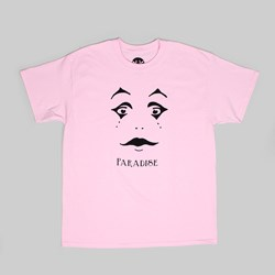 PARADISE NYC MIME SS T-SHIRT PINK