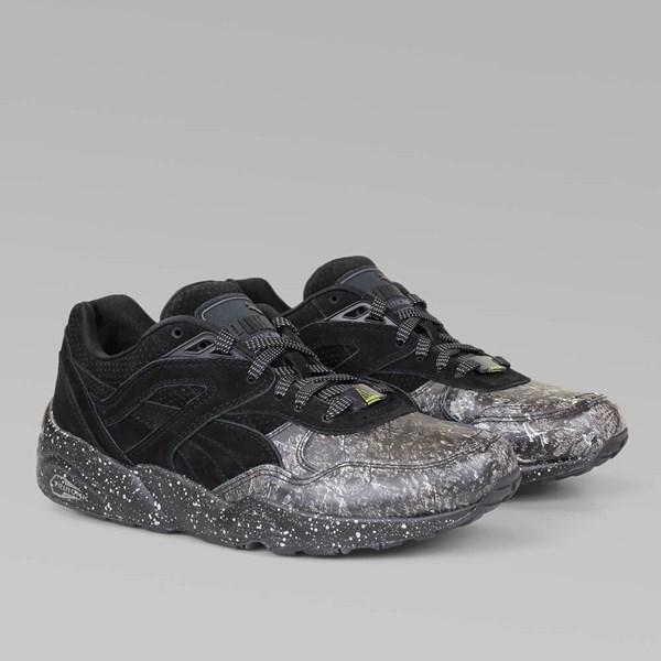 PUMA TRINOMIC R698 'ROXX PACK' BLACK BLACK   PUMA Footwear