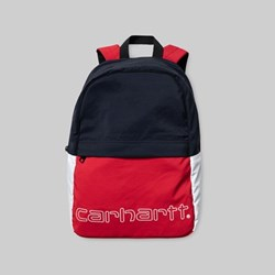 CARHARTT TERRACE BACKPACK CARDINAL DARK NAVY