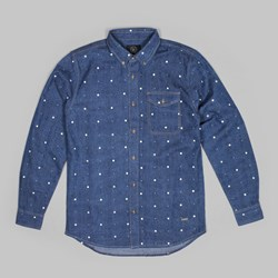 UCON ACROBATICS HOLGER SHIRT BLUE DENIM