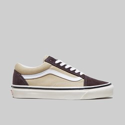 VANS OLD SKOOL (ANAHEIM) OG CHOCOLATE OG KHAKI