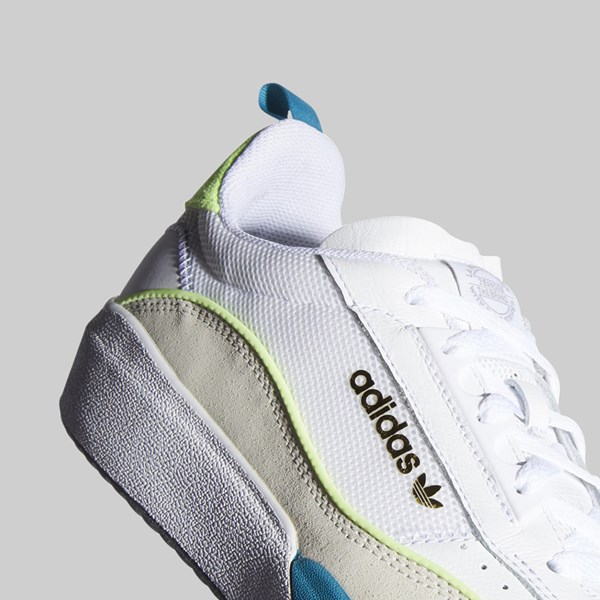 ADIDAS LIBERTY CUP FOOTWEAR WHITE CHALK HI RES YELLOW