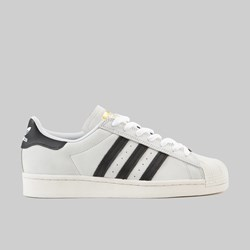 ADIDAS SUPERSTAR FOOTWEAR WHITE CORE BLACK GOLD