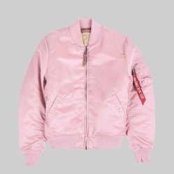 ALPHA INDUSTRIES MA1 VF59 JACKET SILVER PINK