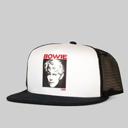 VANS X DAVID BOWIE 'SERIOUS MOONLIGHT' TRUCKER WHITE