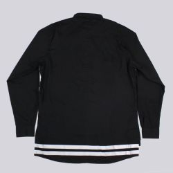 Boxfresh Quarter Cachexic Long Sleeve Shirt Black