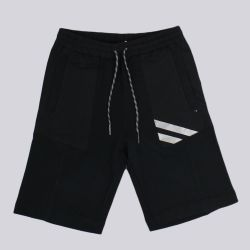 Boxfresh Quarter Darkle Shorts Black