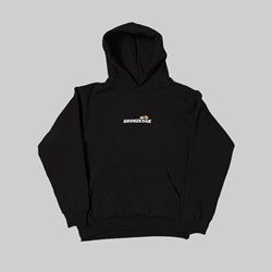 BRONZE 56K EMBROIDERED DAYTONA HOOD BLACK