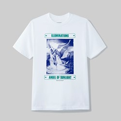 BUTTER GOODS ILLUMINATIONS SS T-SHIRT WHITE