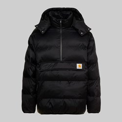 CARHARTT WIP JONES PULLOVER PUFFER JACKET BLACK