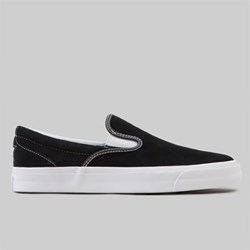 CONVERSE ONE STAR CC SLIP ON PRO BLACK WHITE