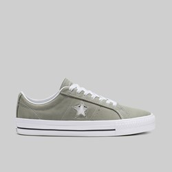 CONVERSE CONS ONE STAR PRO JADE STONE BLACK WHITE