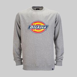 DICKIES PITTSBURGH SWEATSHIRT GREY MELANGE