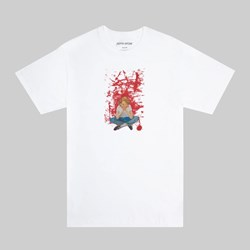 FUCKING AWESOME DILL PAINTING SS T-SHIRT WHITE