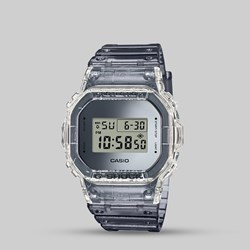 G SHOCK WATCH DW-5600SK-1ER SUPER CLEAR SKELETON SERIES