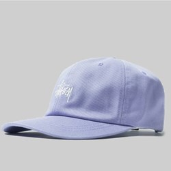 STUSSY SP19 STOCK LOW PRO CAP LAVENDER