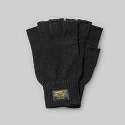 CARHARTT MILITARY MITTEN GLOVES BLACK