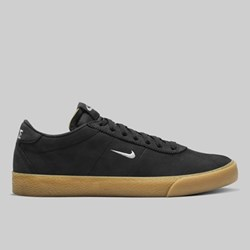 NIKE SB BRUIN ISO 'ORANGE LABEL' BLACK WHITE SAFETY ORANGE