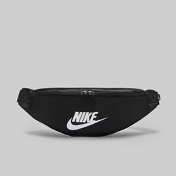 NIKE SB HERITAGE HIP PACK BLACK BLACK WHITE