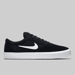 NIKE SB CHRON SLR BLACK WHITE