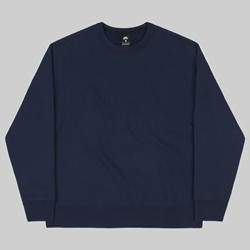 NIKE SB ORANGE LABEL CREW ISO MIDNIGHT NAVY
