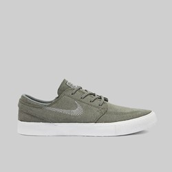 NIKE SB JANOSKI FLYLEATHER RM 'DO GOOD' TUMBLED GREY