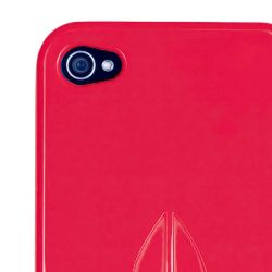 Nixon Jacket iPhone 4 Case Neon Coral