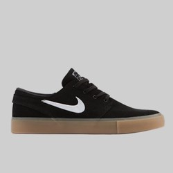 NIKE SB ZOOM JANOSKI SLIP ON RM BLACK WHITE GUM