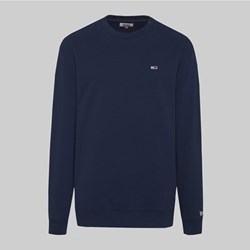 TOMMY JEANS TOMMY CLASSIC CREW BLACK IRIS