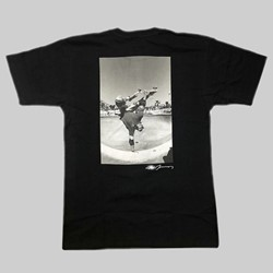 VANS GROSSO FOREVER SS POCKET TEE BLACK