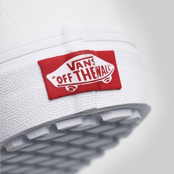 VANS OLD SKOOL 'MADE FOR THE MAKERS' TRUE WHITE