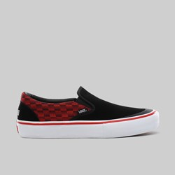VANS  X BAKER SLIP ON PRO ROWAN SPEED CHECK